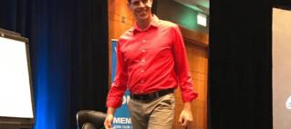 Kevin Bennison TEDxMalvern
